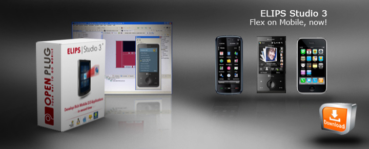 flex mobile framework